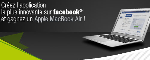 concours applichallenge facebook