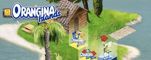 orangina islands - naturellement pulpeuse