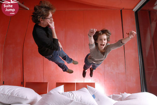 suite jump suitehotel bedjump