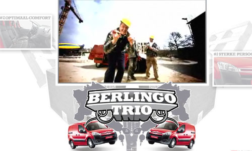 clip citroen berlingo