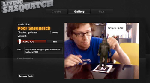 living-sasquatch-augmented-reality