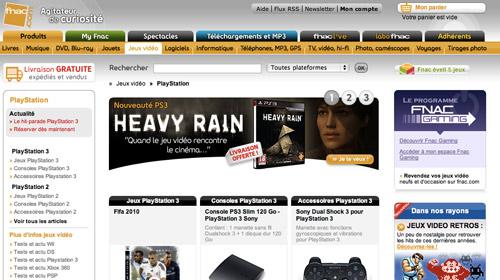 fnac-heavy-rain